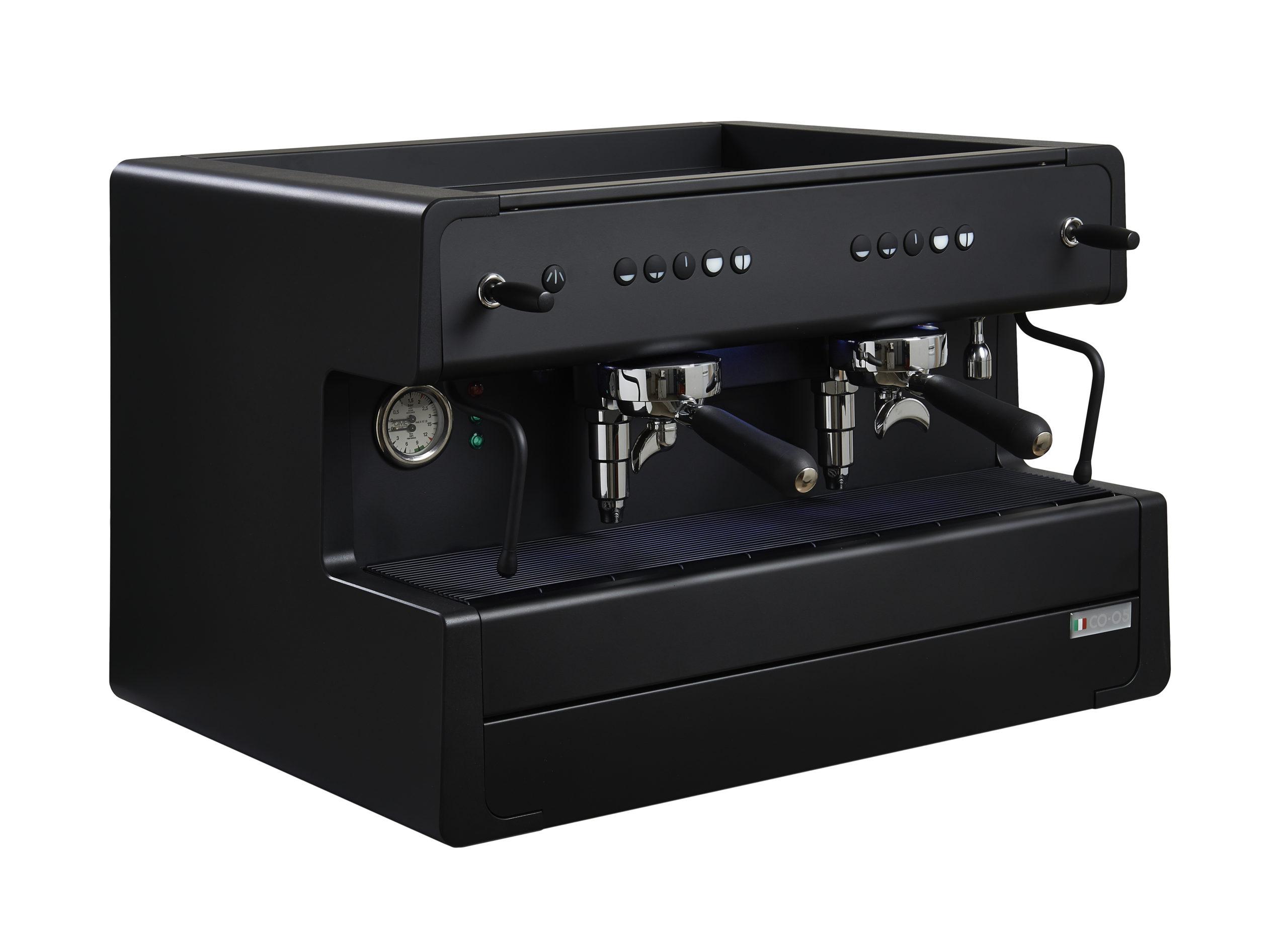 Machine Cime 05 Total Black